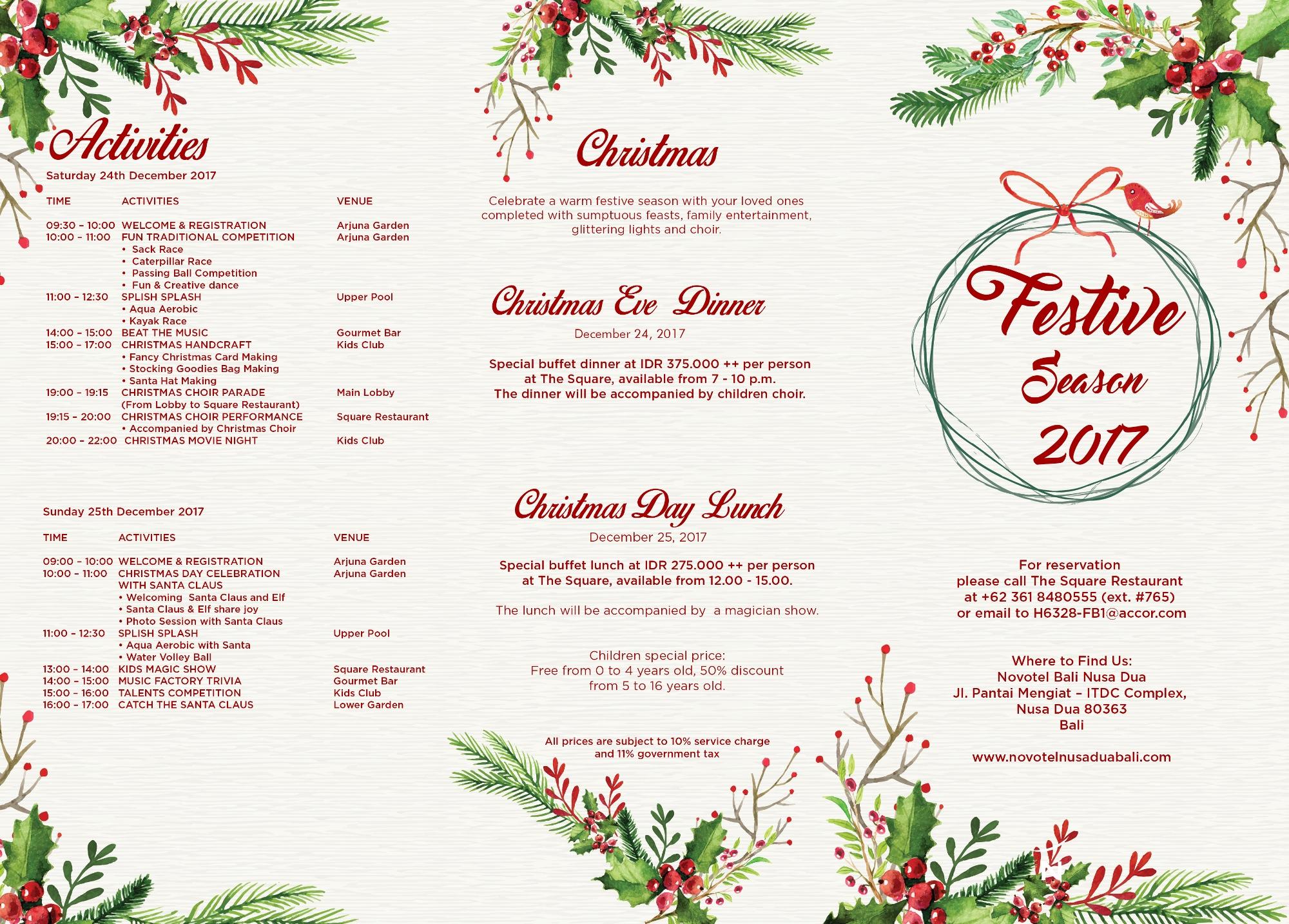 family-christmas-lunch-dinner-novotel-bali-nusa-dua