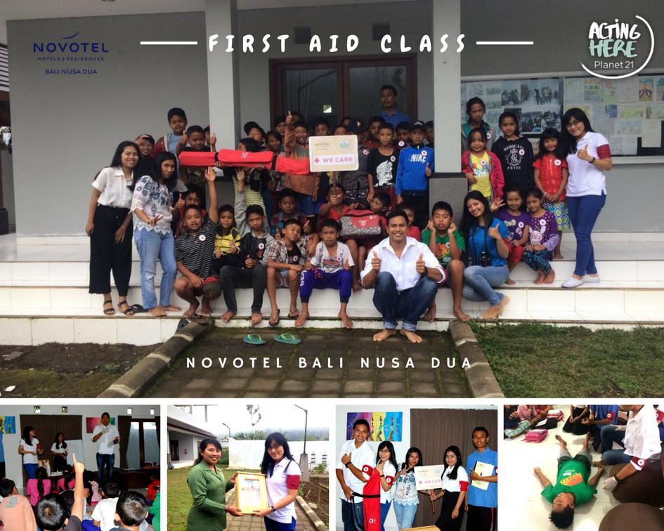 novotel-bali-nusa-dua-first-aid-class-corporate-social-responsibility