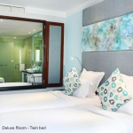 Deluxe Room 2 Single Beds